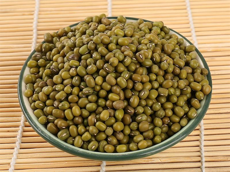 如何挑选绿豆
