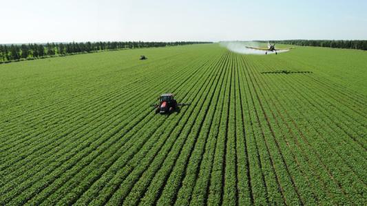 中国农业发展历程
