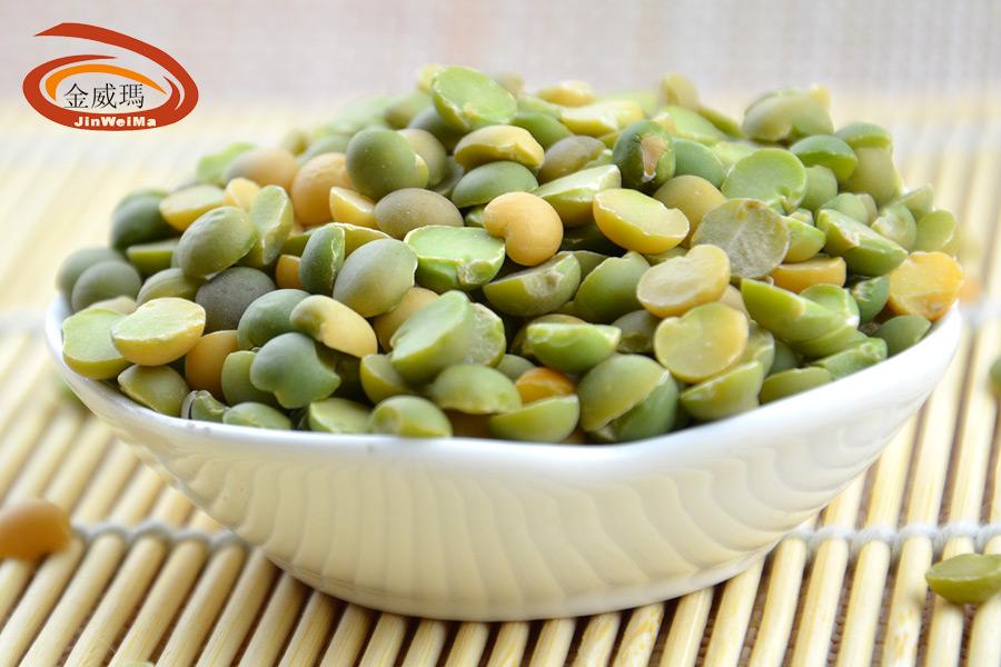 普通脱皮豌豆
