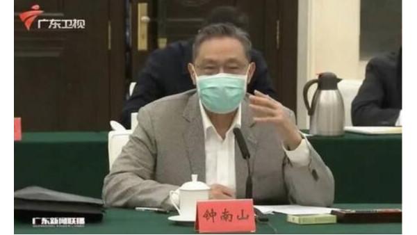 钟南山谈全球疫情,有望六月结束疫情