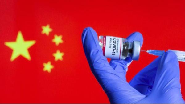 中国援助叙利亚的新冠疫苗抵达大马士革