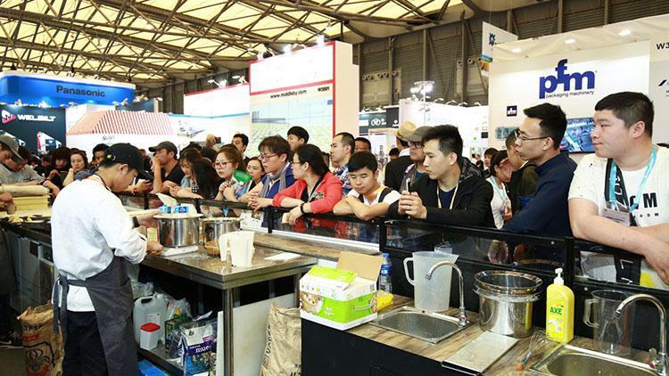 上海烘焙展1