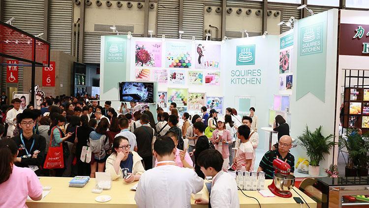 上海烘焙展3