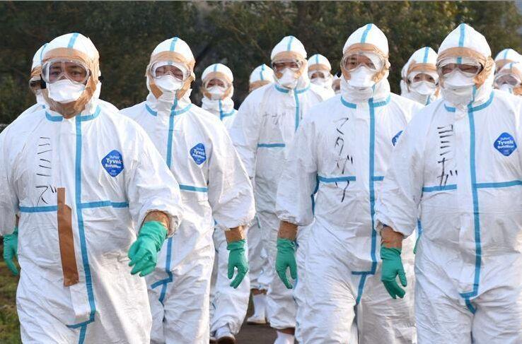 中国专家和多国分享抗疫经验