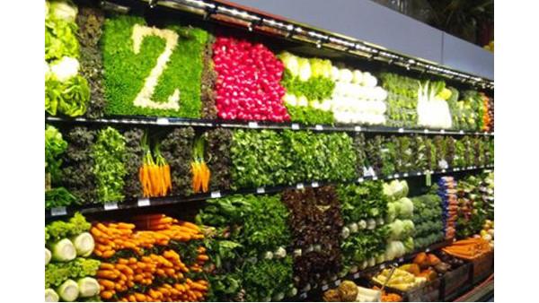 """100多种绿色农产品齐聚 """"生态鄱阳湖·绿色农产品""""展销会"""