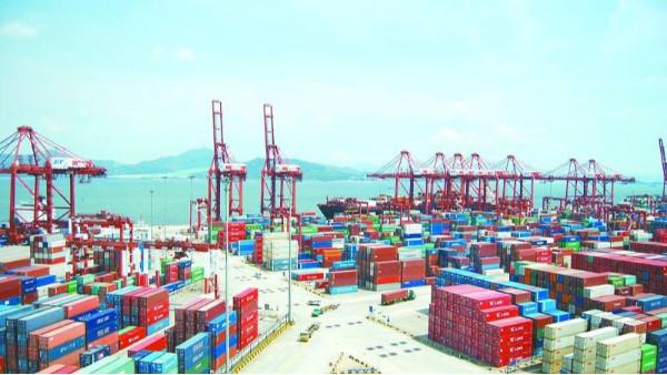 世贸表示中国进出口领域为全球贸易作积极贡献