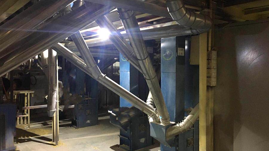 金威玛生产设备