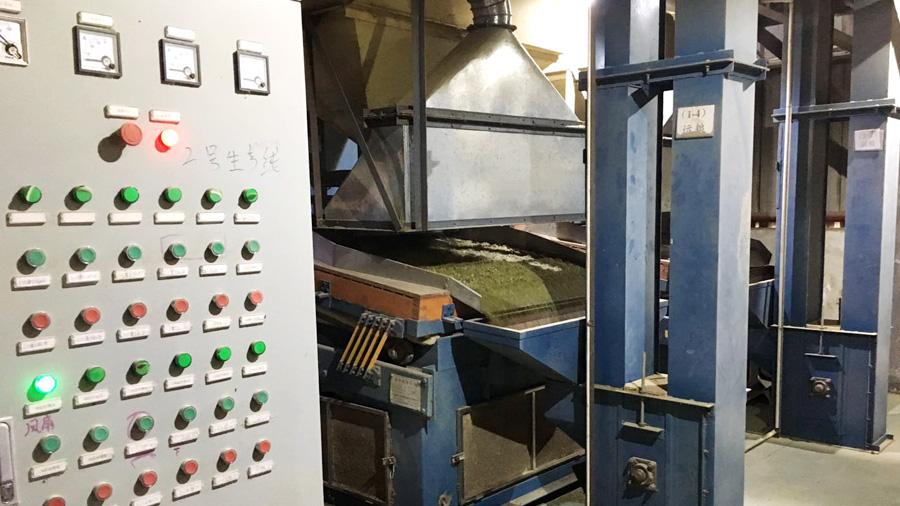 金威玛2号生产线设备