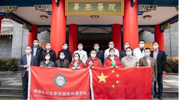 应意大利紧急求助,中国抗疫专家组支援