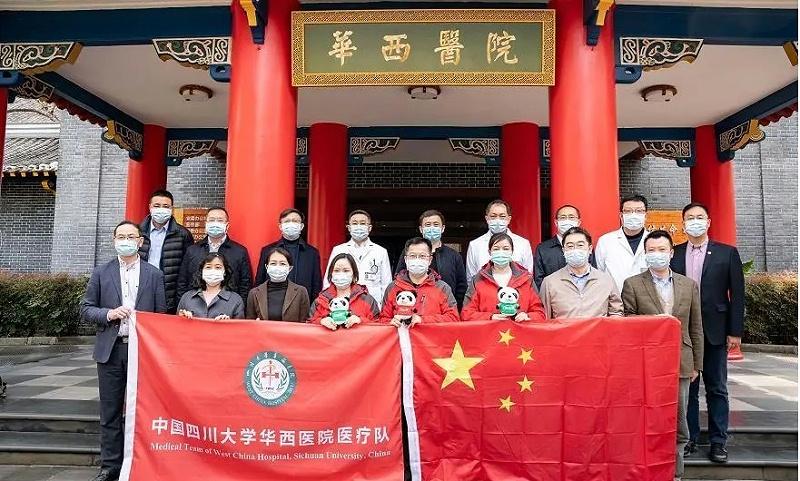 应意大利紧急求助,中国抗疫专家组今日出发支援