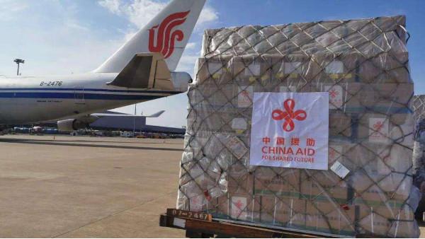 多国人员感谢中国抗疫帮助