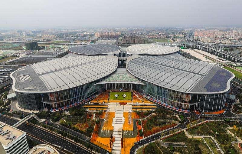 进口博览会传递中国坚定改革开放的决心