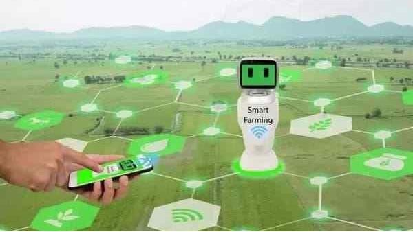 数字科技开启农业新时代