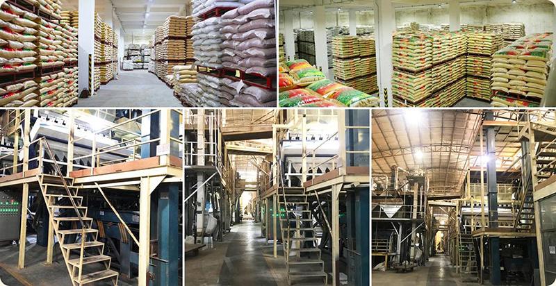 金诺一农产品加工厂生产间
