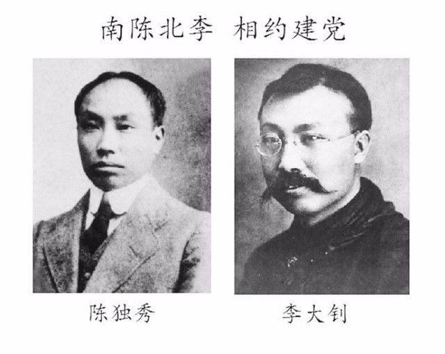 中国共产党成立