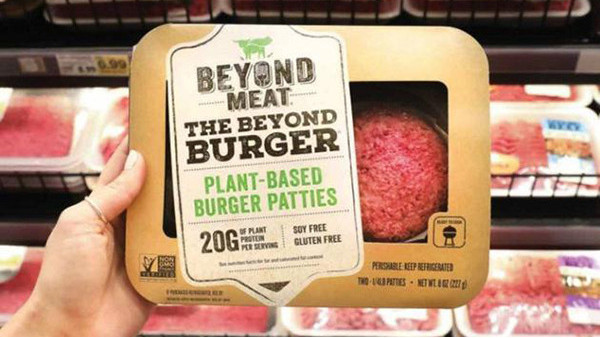人造肉概念股跌停,金威玛相信天然食品依然是主流